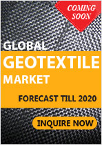 Report on Global Geotextile Market : Forecast till 2020