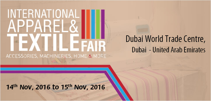 International Apparel & Textile Fair 2016
