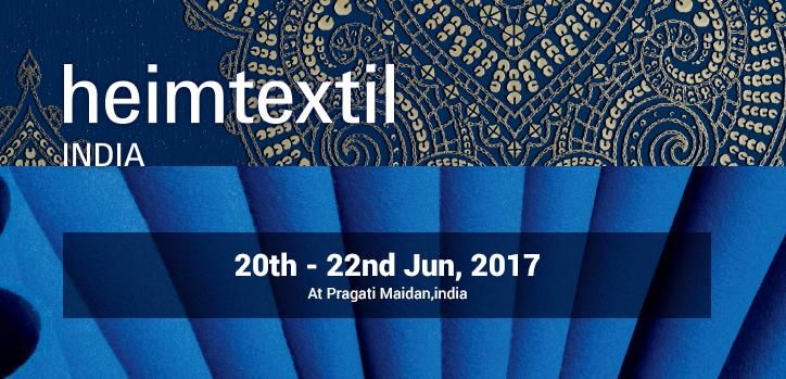 Heimtextil India 2017
