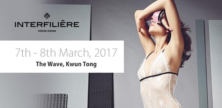 Interfiliere Hong Kong 2017