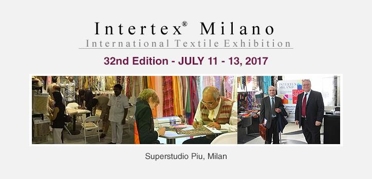 32nd Intertex Milano - 2017