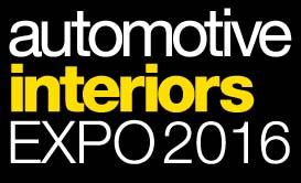 Automotive Interiors Expo 2016