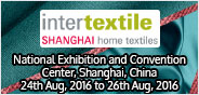 Intertextile Shanghai Home Textiles - Autumn 2016