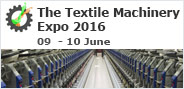 The Textile Machinery Expo 2016