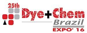 25th Dye+Chem Brazil 2016 International Expo