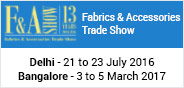 Fabrics & Accessories Trade Show 2016