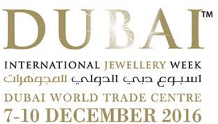 Dubai International Jewellery Week 2016