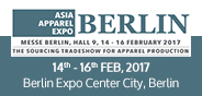 ASIA APPAREL EXPO-BERLIN 2017