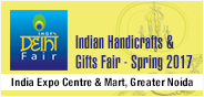 Indian Handicrafts & Gifts Fair - Spring 2017