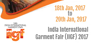 India International Garment Fair (IIGF) 2017