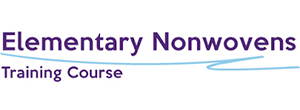 Elementary Nonwovens Training Course - 2017