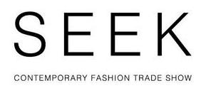 Seek Contemporary Fashion Trade Show -2017