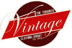 Toronto Vintage Clothing Show- 2017