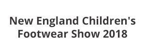 New England Children's Footwear Show 2018