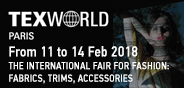 Texworld Paris 2018