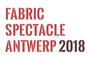 Fabric spectacle Antwerp 2018