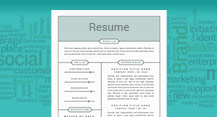 Tricks to make a one-page resume