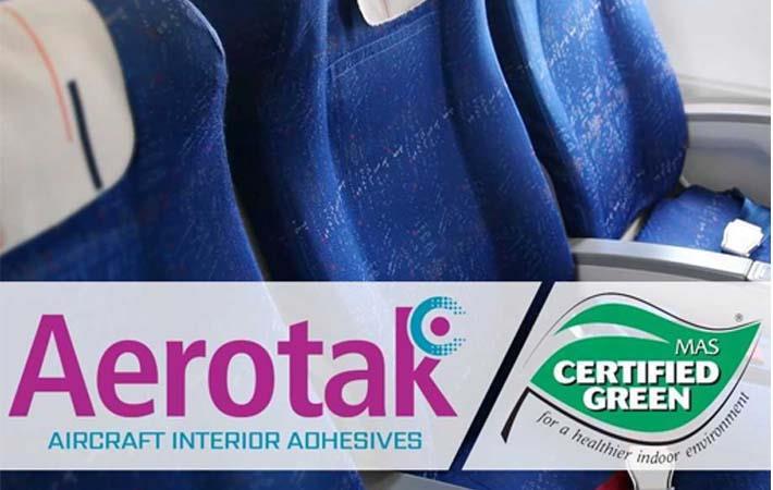 Chemique Adhesives develops Aerotak