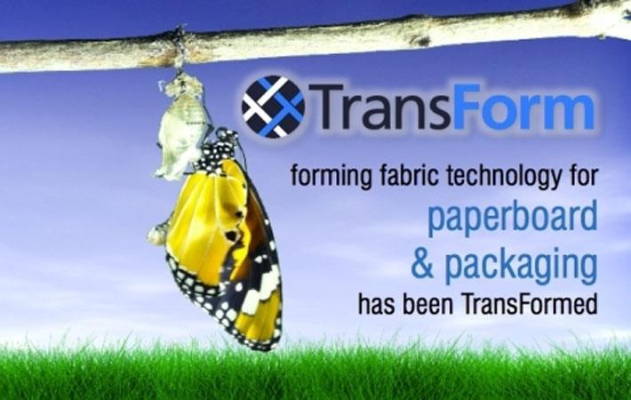 Xerium achieves milestone of TransForm forming fabric