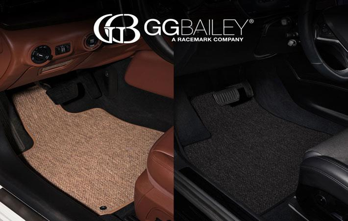 Ggbailey introduces All-Weather Textile Car Mats