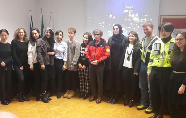 RadiciGroup & POLIMI hold sportswear workshop for students