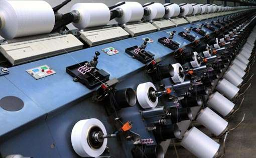 A New Process of Producing Spandex Yarns