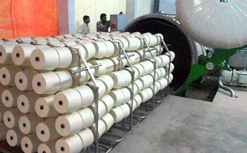 Effect of conditioning on cotton yarn properties