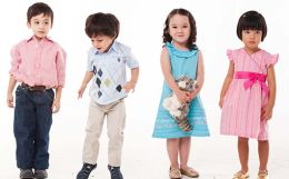 Designing Children's Clothes with a 3-Dimensional Parametric Dress Form