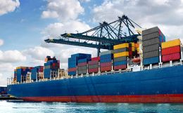 Opting for Trains and Ships in Textile Logistics