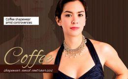 Coffee shapewear amid controversies