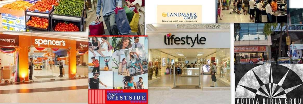 Organized retailing in India