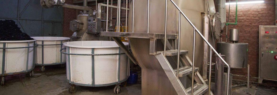 Controlling continuous dyeing by Vat Dyes - Novatic MD