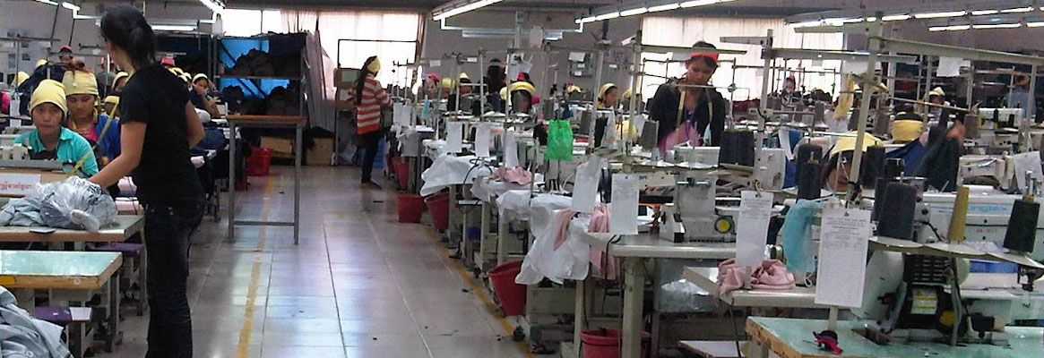 Quality systems for garment manufacture