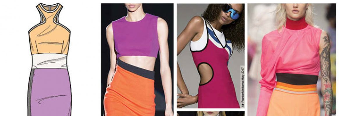 Pink is out but Blue is in... Understanding Fashion & trend forecasting?
