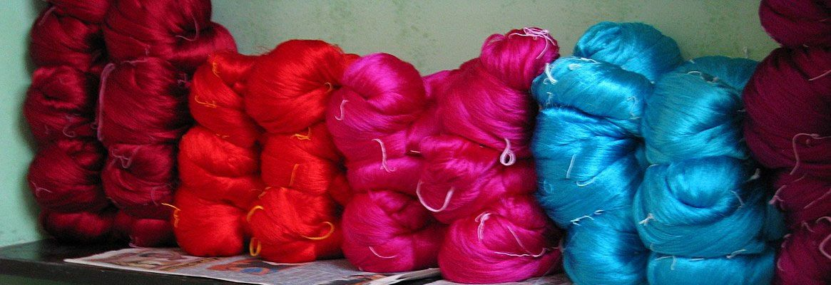 Production of floral dye from different flowers available in West Bengal for textile & dye industry