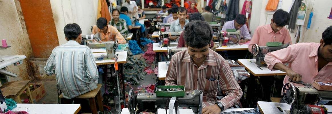 Overview of the Indian garment industry