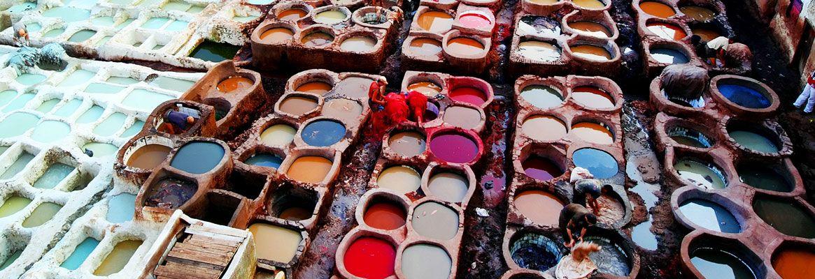 Dyes & Color