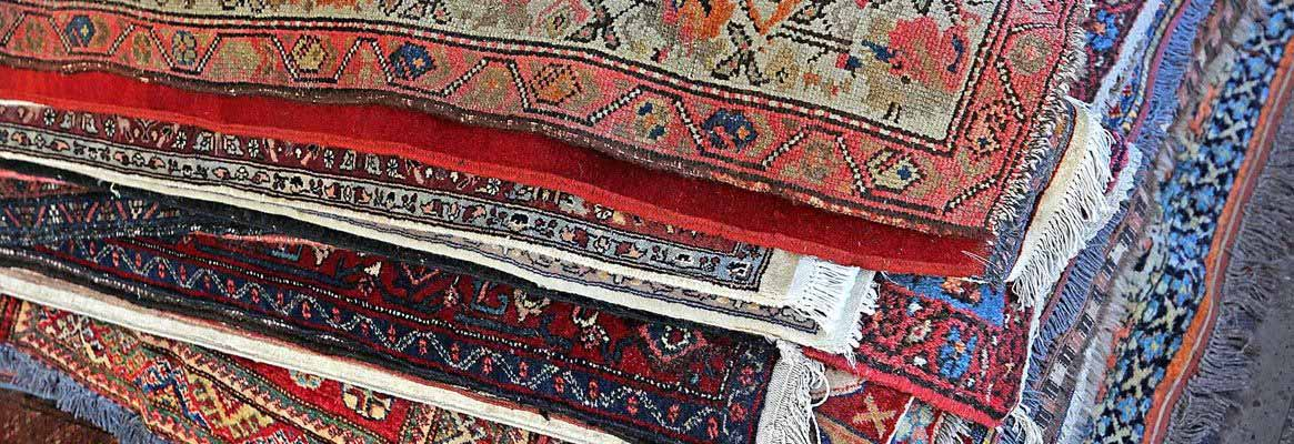 Pattern Formation In Oriental Carpets The Process Of