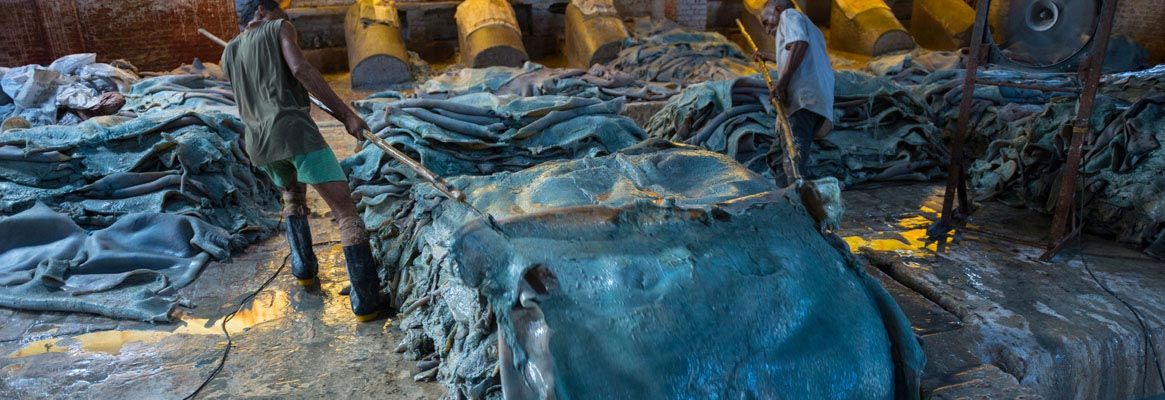 Reducing Pollution from Textile Industry: Glucose Facilitates Use of Natural Indigo