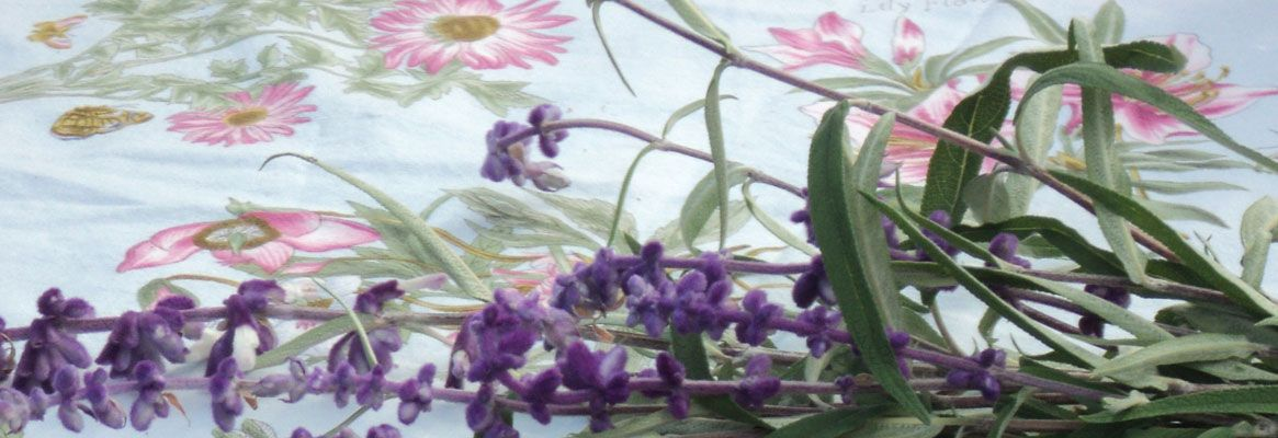 Herbal Textiles-Give Yourself a Healthy Style