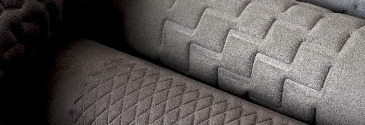 The Elegant Art of Textile Embossing