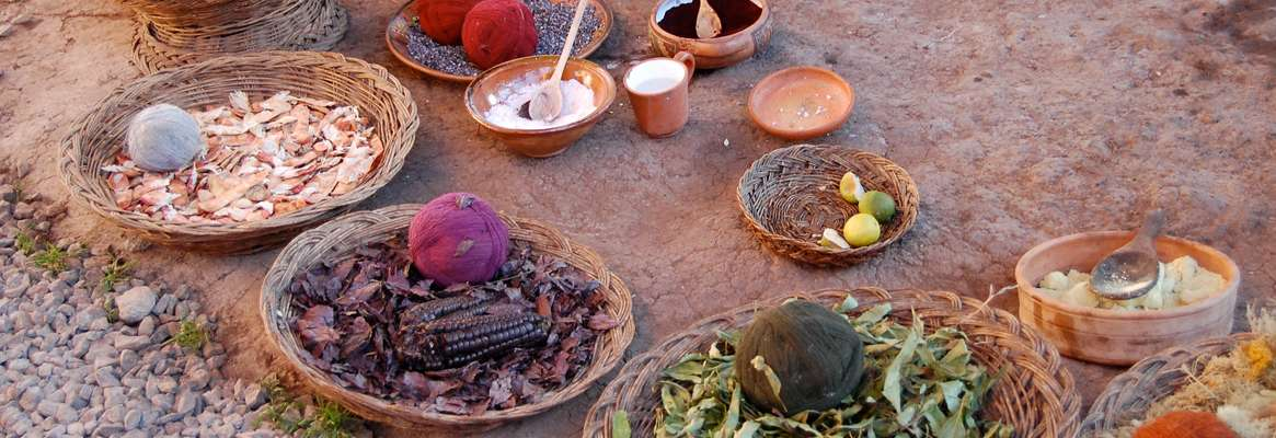 Problems and Aspects of Natural Dyes