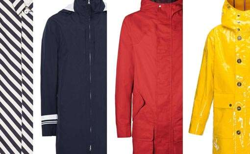 An Overview Of Raincoat Production
