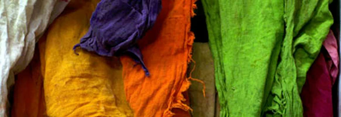 Problem of Textile Dyeing Effluent Is Over