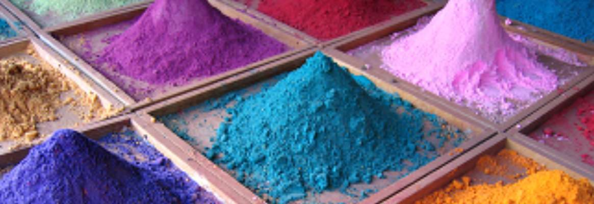 The Future of Indian Dyes & Dye Intermediates