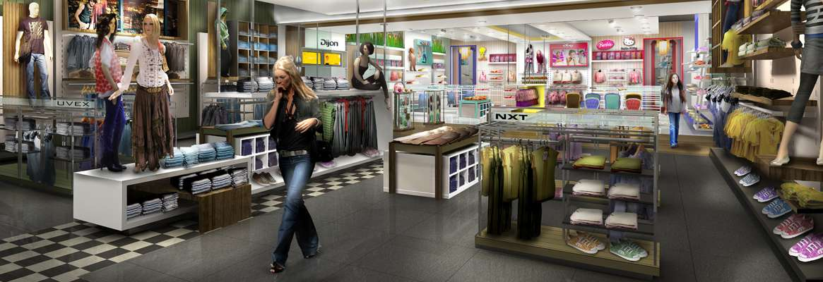 'Space planning' - the Retail Touchstone