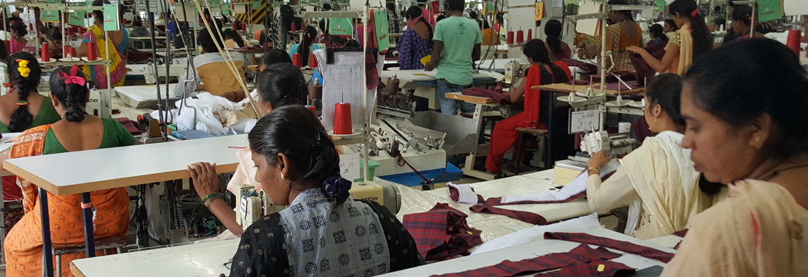 note on indian textile and clothing