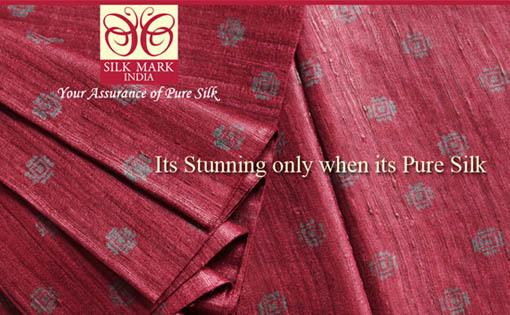 Ensuring a silky protection - 'Silk Mark'