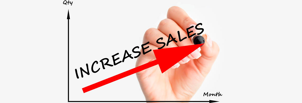 Does aggressive selling help in increasing sales?