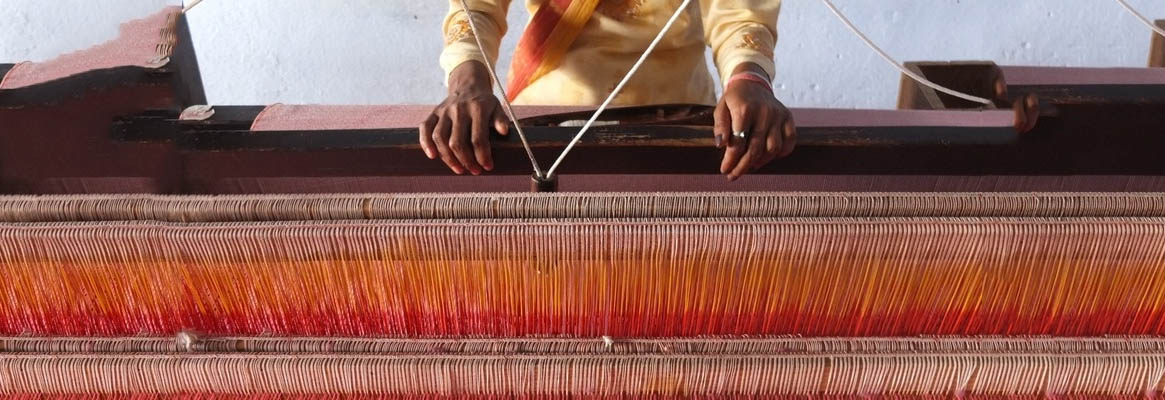 "Enlistment of Handloom Weavers through ""3P Strategies"" evolved from SWOT analysis"